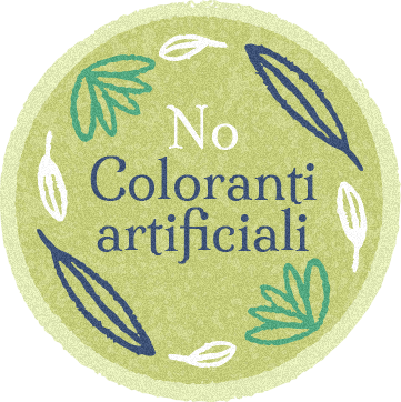 No Coloranti artificiali
